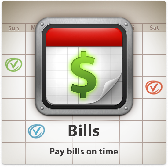 TOP 1 iPad App Store (US) several consequent days! Track monthly bills and expenses in an easy manner. Bills is available for iPhone, iPad and Mac