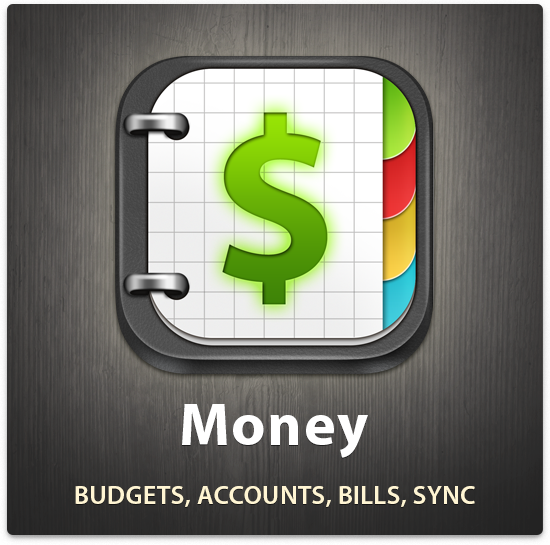 Full control over your personal finances: Budgets, Accounts, Bills